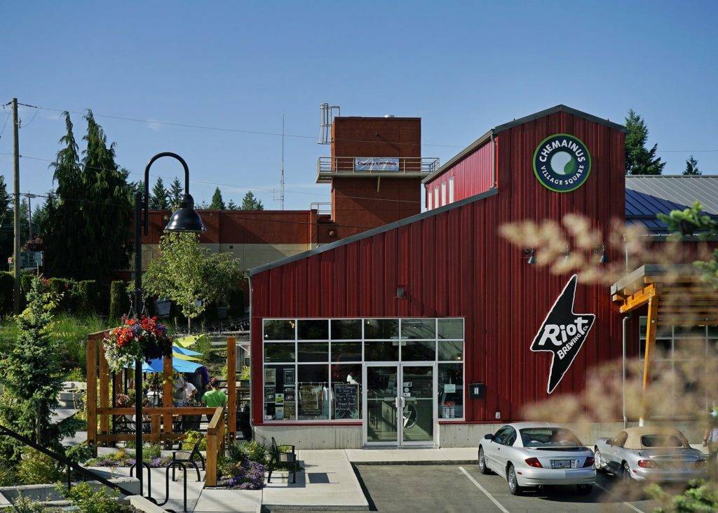 Cowichan Valley Riot Brewing
