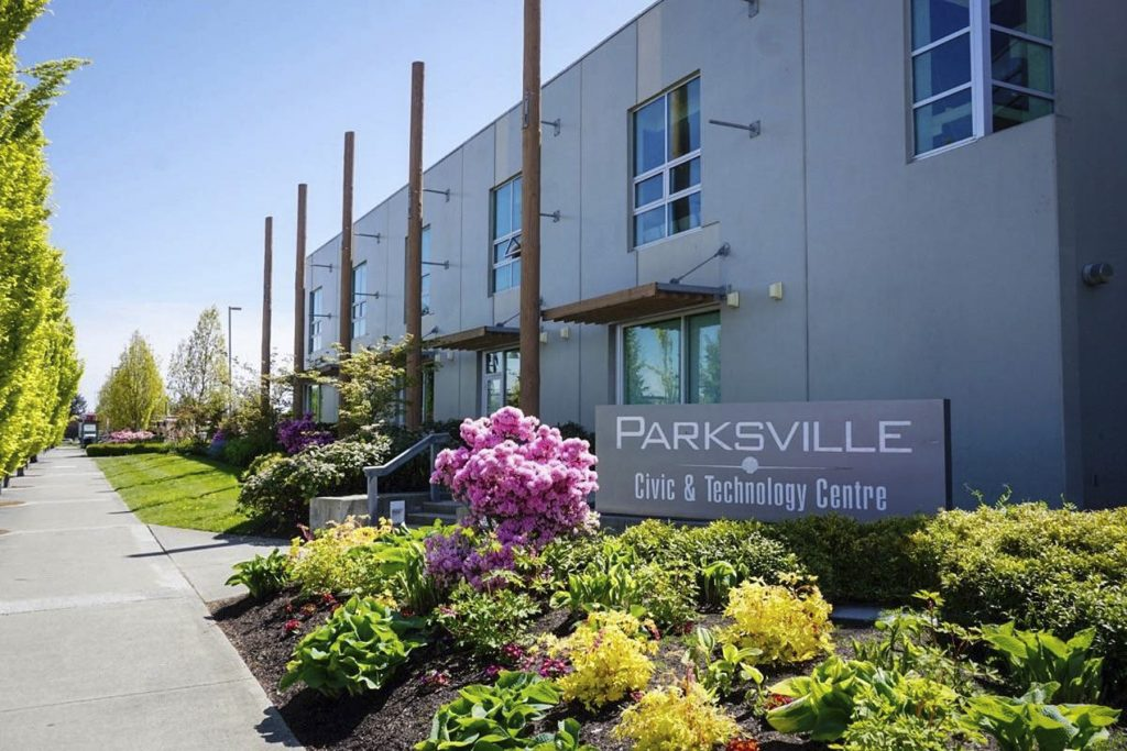 Parksville Civic & Technology Centre