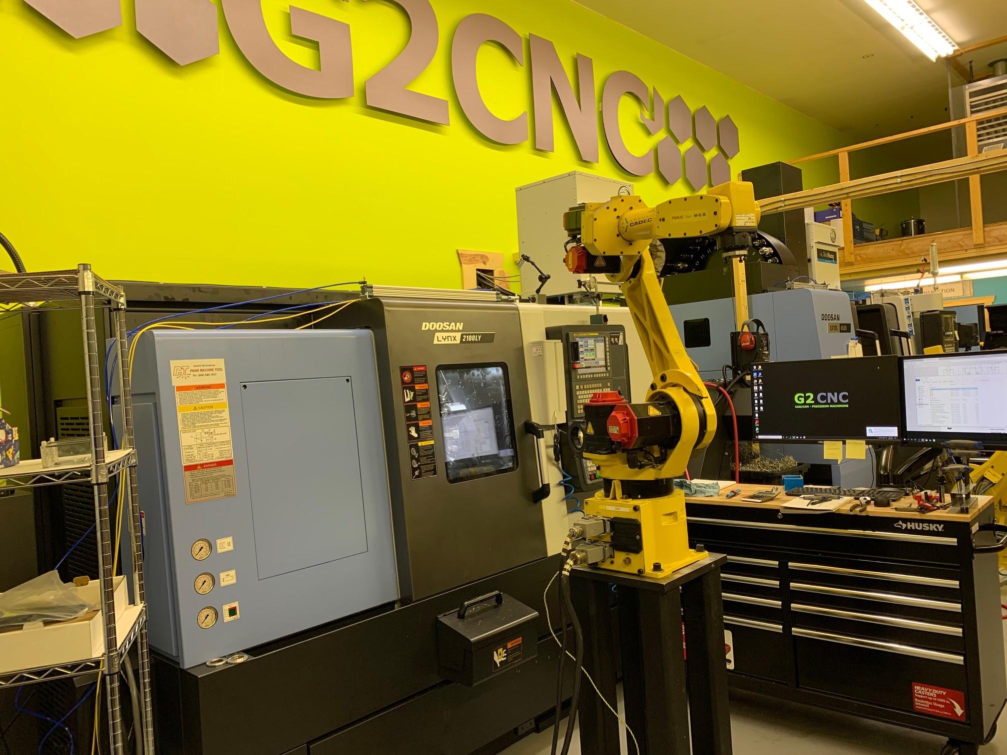 G2 CNC